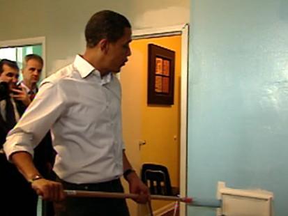 Obama Encourages Volunteerism