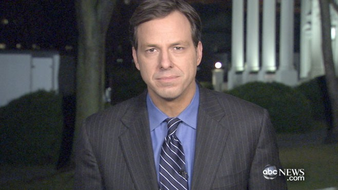 VIDEO: Jake Tapper reports on the reaction from the White House.