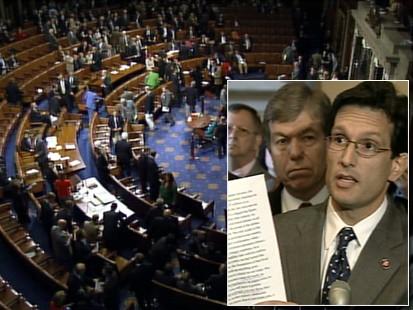 Congress, Rep. Cantor