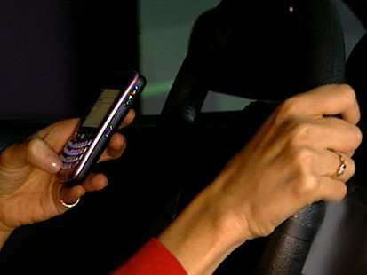 T.W.I. Texting While Driving