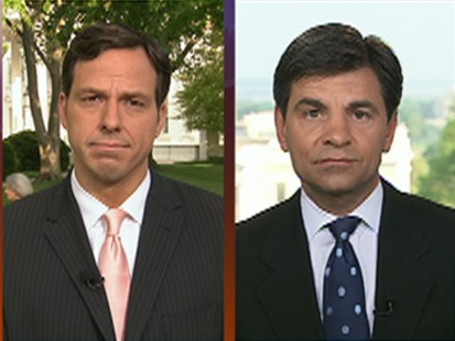 VIDEO: Jake Tapper and George Stephanopoulos discuss Justice David Souters retirement.