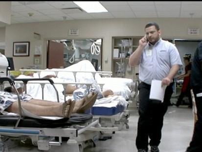 VIDEO: Busiest Trauma Center in the U.S.