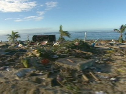 VIDEO: Life in the Aftermath of a Tsunami