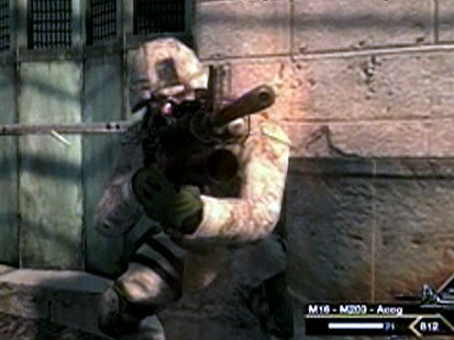 VIDEO: Gruesome Fallujah Game Goes Too Far
