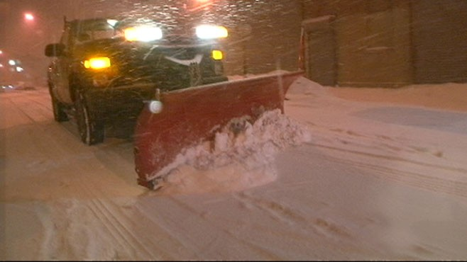 VIDEO: As winter storms batter the country, nowhere has been hit worse than New England.