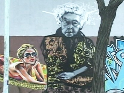 VIDEO: Art in Buenos Aires