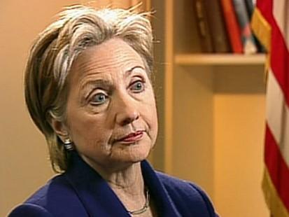 VIDEO: Hillary Clinton in Japan