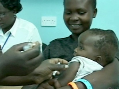 VIDEO: Vaccine Targets Form of Malaria Found in Africa