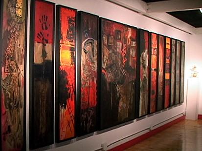 Art from Iraq on Display