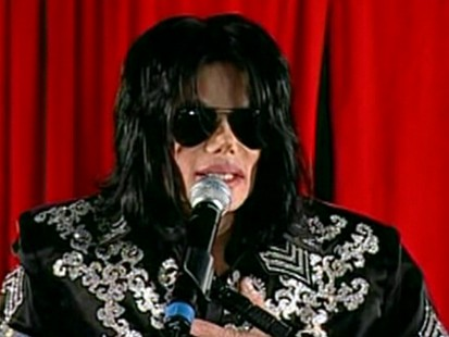 VIDEO: King of Pop Announces New Concerts