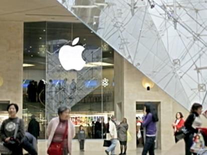 VIDEO: Apples Economic Success