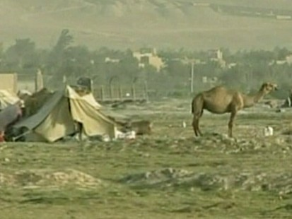 VIDEO: Taliban may benefit from global warming