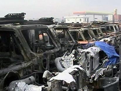 Terrorist Blast