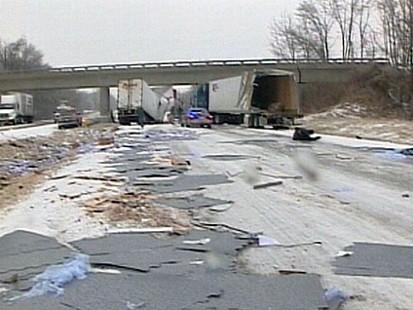 VIDEO: Brutal Storm Batters Northeast
