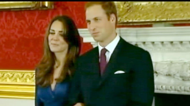 VIDEO: Wedding arrangements for Prince William and Kate Middleton emerge.