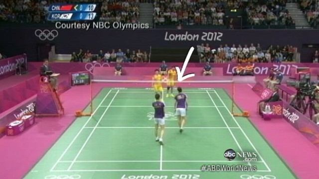 VIDEO: Players from China, South Korea and Indonesia accused of throwing matches.