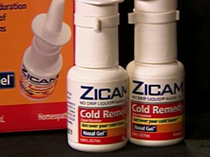 VIDEO: Zicam Blamed for Loss of Sense