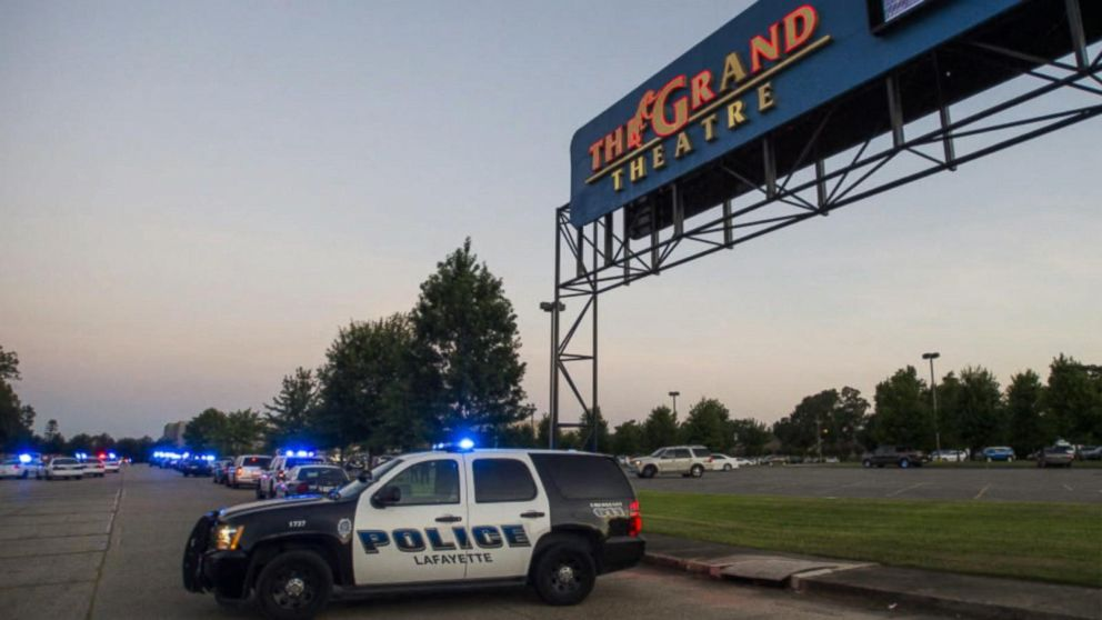 Lafayette, Louisiana, Theater Shooting: Inside the Building