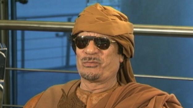 VIDEO: ABC?s Christiane Amanpour Interviews Libya?s Embattled Leader