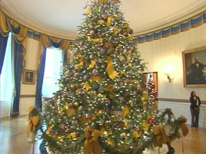 VIDEO: A White House Christmas
