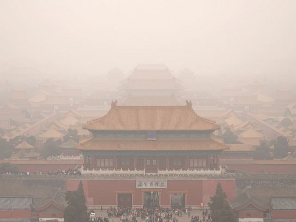 SUV on grounds of Beijing's Forbidden City sparks outrage