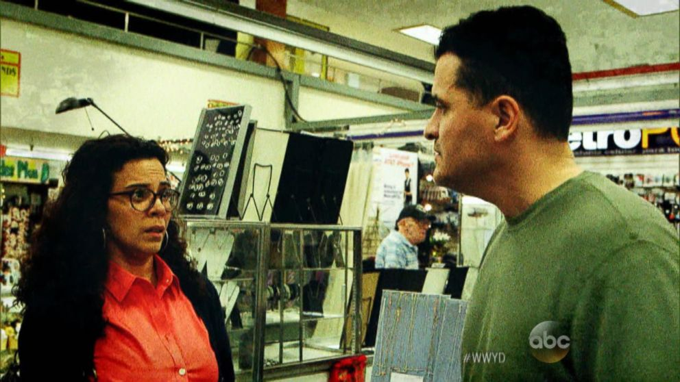 VIDEO: What Would You Do: Husband Verbally Abuses Wife In Public