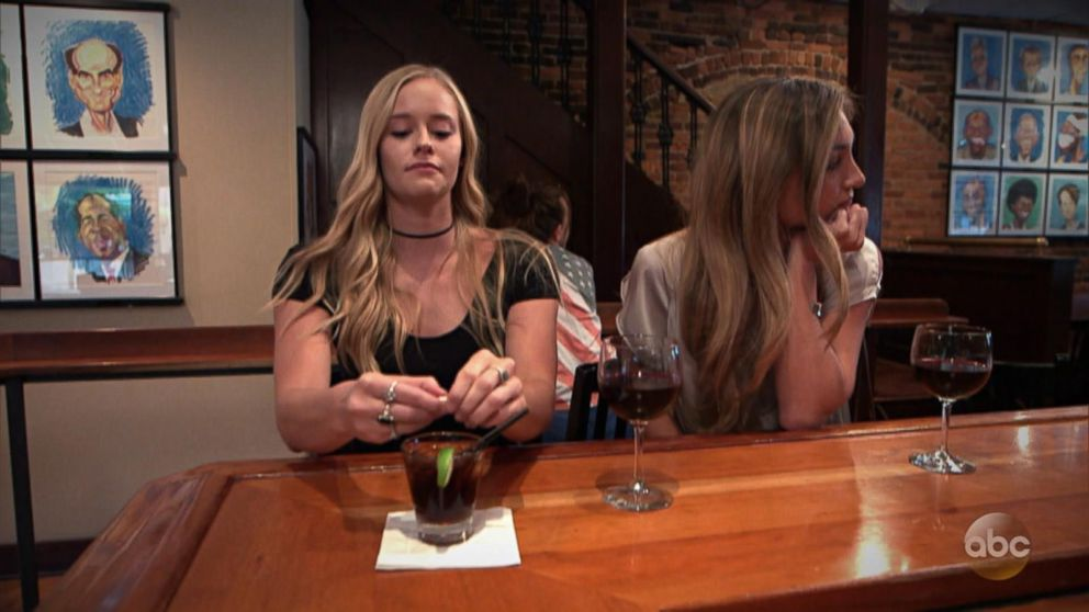 VIDEO: What Would You Do: Women drug man at the bar and try to rob him