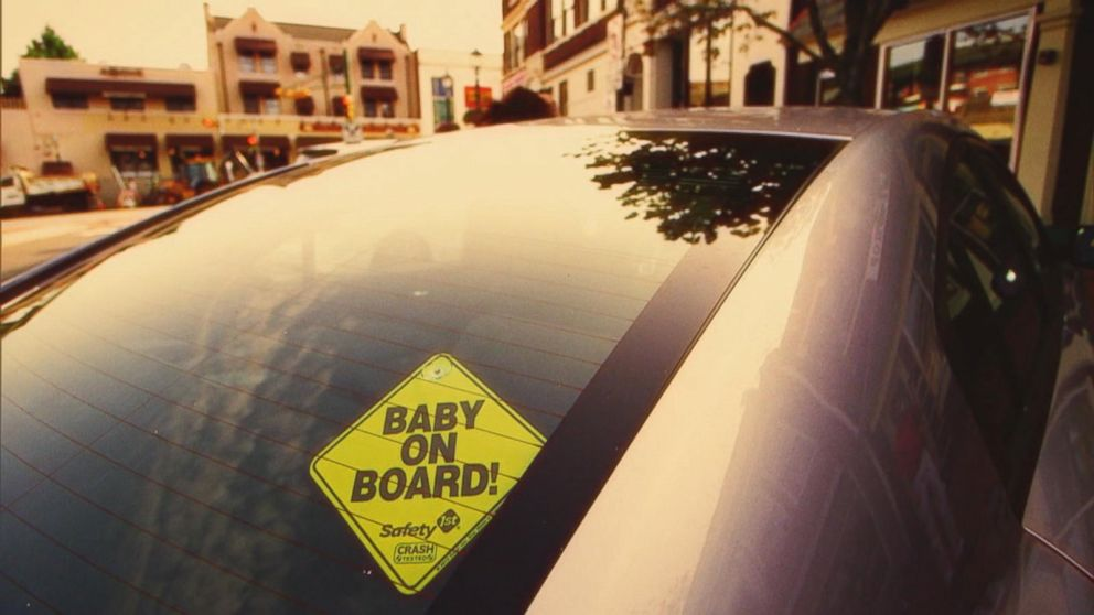 VIDEO: What Would You Do: Parents leave a baby in a hot car while they run an errand
