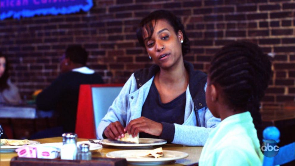 VIDEO: What Would You Do: Mother can only afford one meal to share with her family