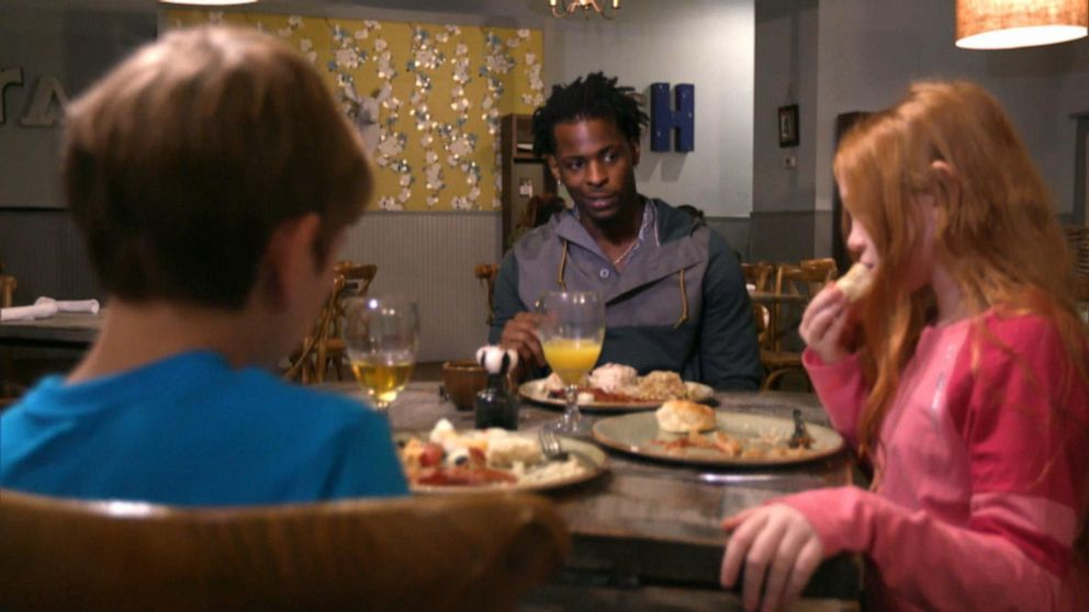 VIDEO: What Would You Do: A white woman thinks a black male babysitter is suspicious