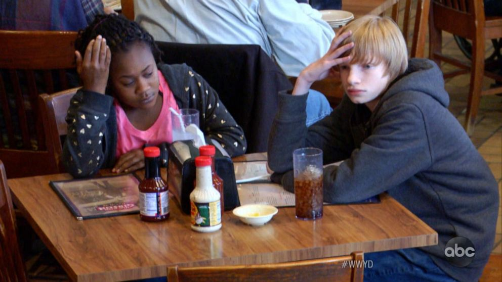 'What Would You Do?' episode recap: Children bully their classmates because of race