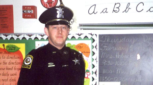 PHOTO Bloomington, Illinois police sergeant Jeffrey Pelo was convicted of serial rape
