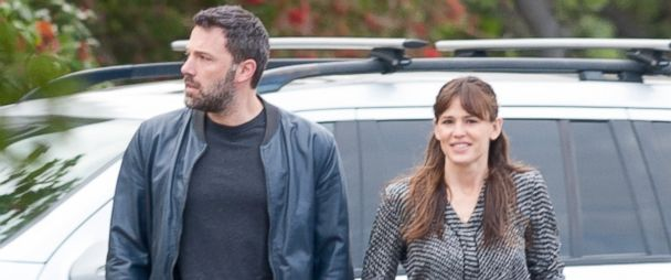 Ben Affleck And Jennifer Garner Will Continue To Live On The Same