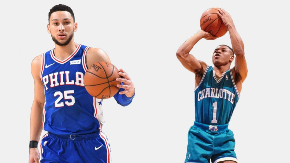 Ben Simmons Only Shoots From Way Uptown