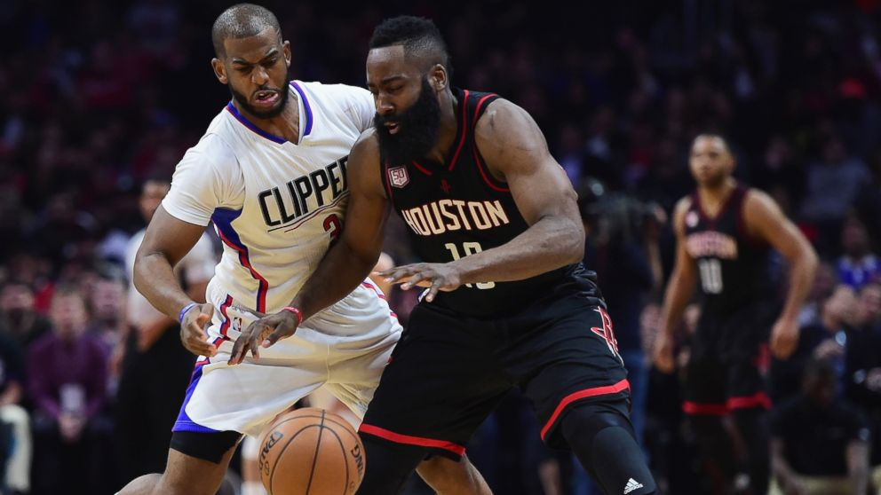 Chris Paul And James Harden Are A Rare Duo