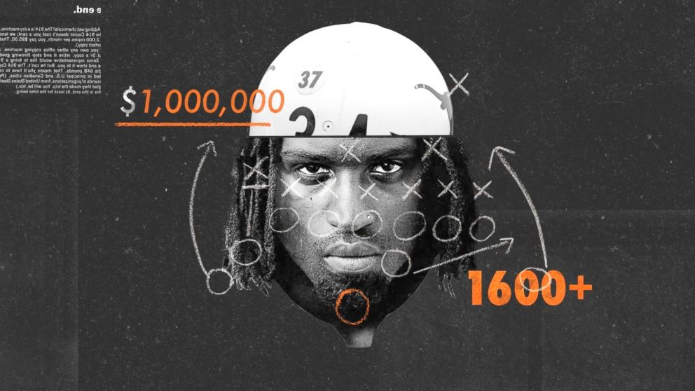 How Ricky Williams's Infamous Contract Got Made
