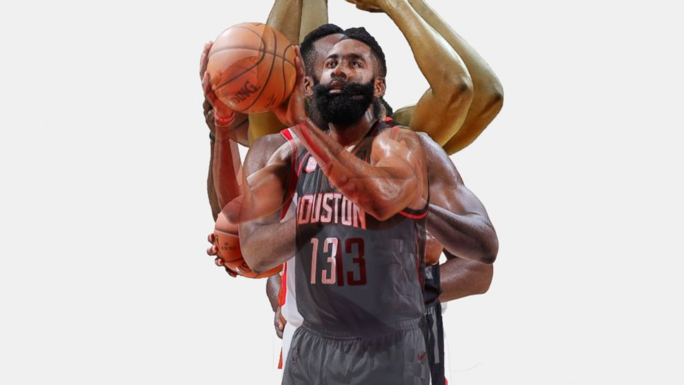James Harden Is Still Drawing 3-Point Fouls Better Than Entire NBA Teams