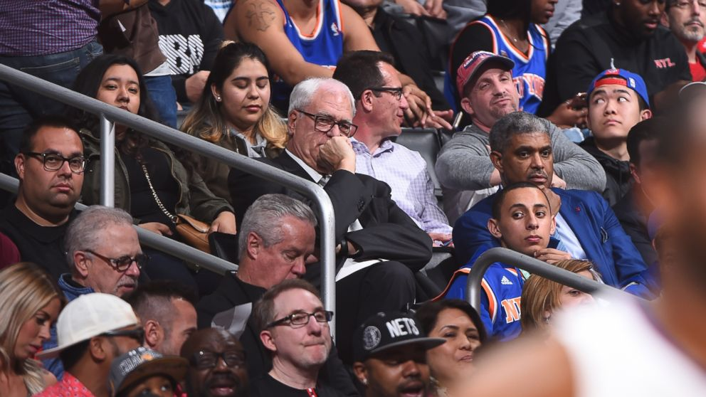 Phil Jackson's Legacy With The Knicks Isn't All Bad