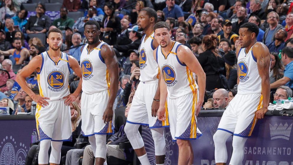 The Warriors Are Not Necessarily The Greatest NBA Team Of All Time