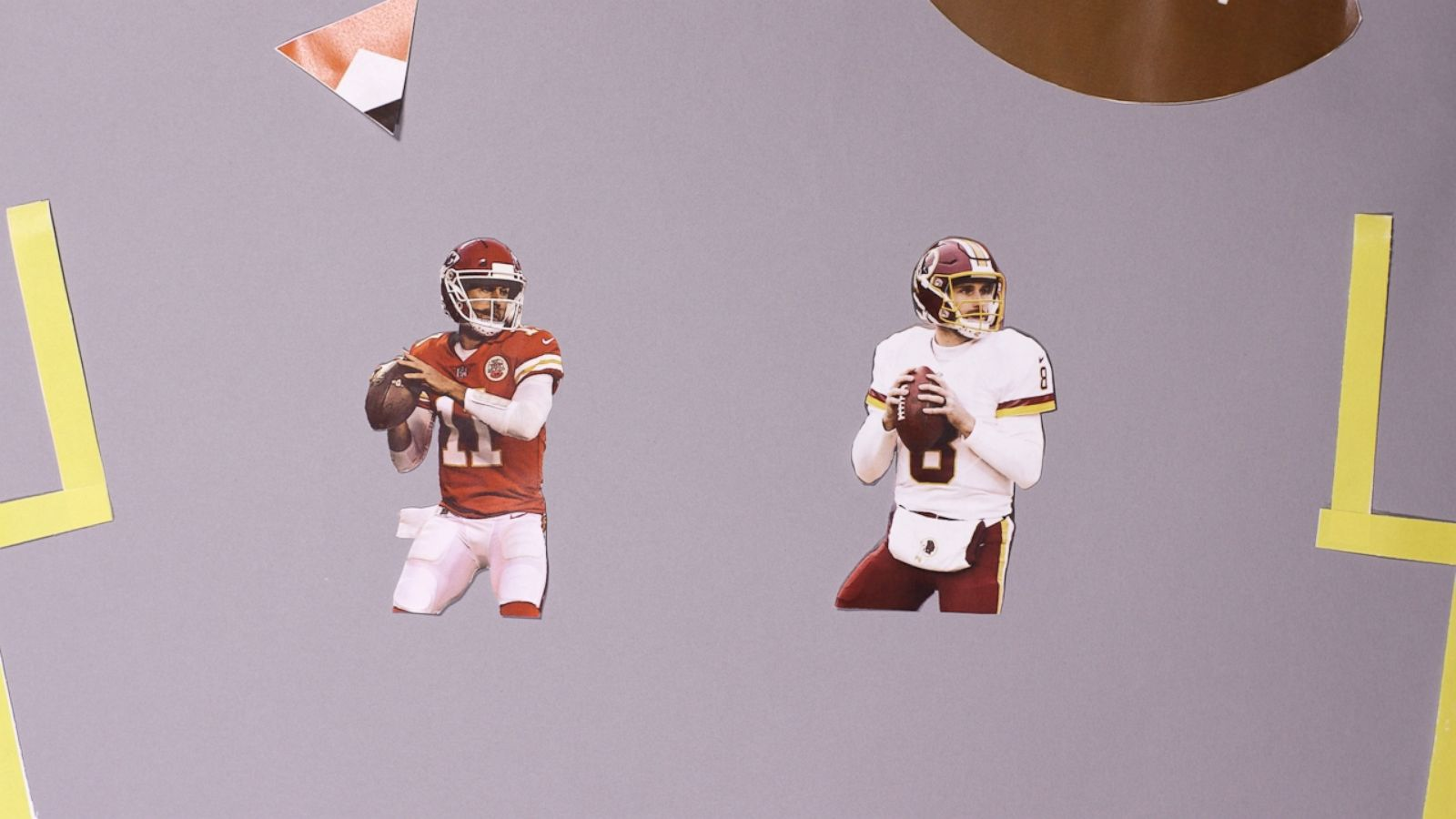 Kansas City And Washington Have Equally Good QBs Who Are Polar Opposites
