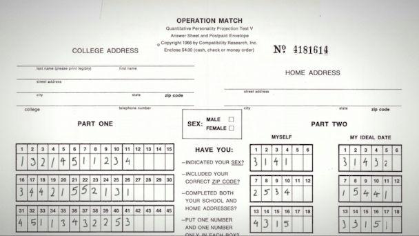 Opération match Dating Service