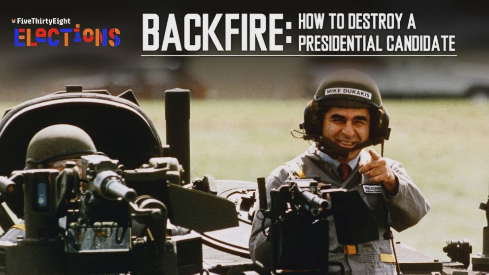Film: How To Destroy A Presidential Candidate