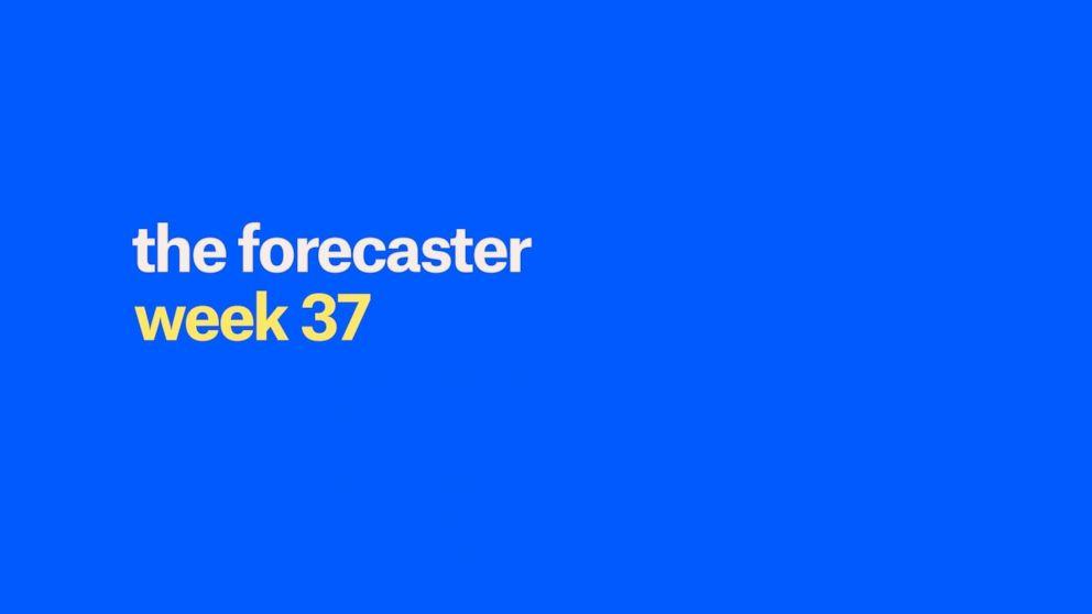 It's Week 37 Of The Trump Presidency. How Has He Handled The Hurricanes?