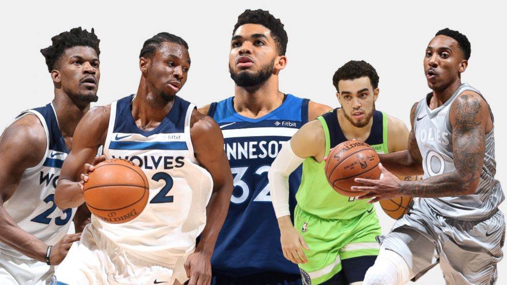 How The Timberwolves Broke Their Playoff Drought