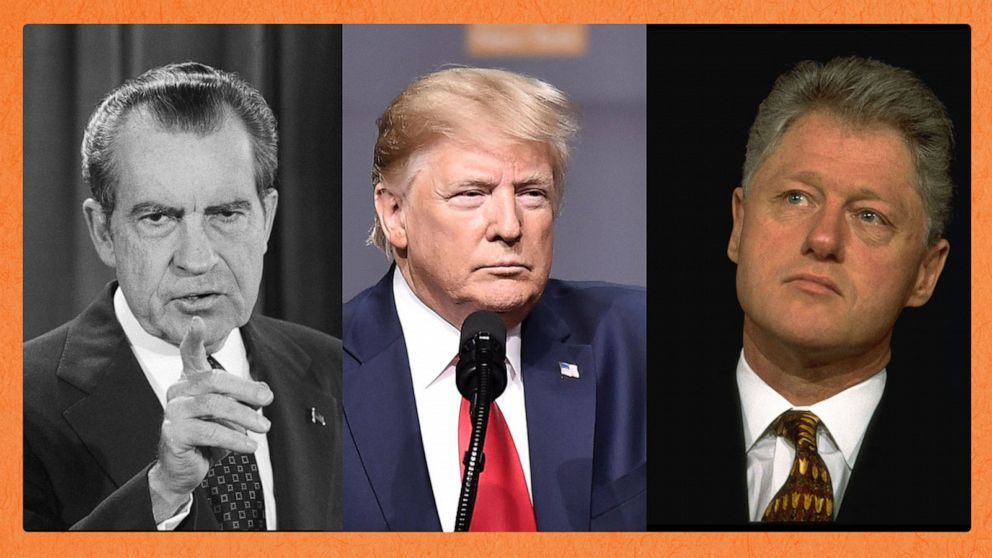 Why does the president have so few rights in the impeachment process?