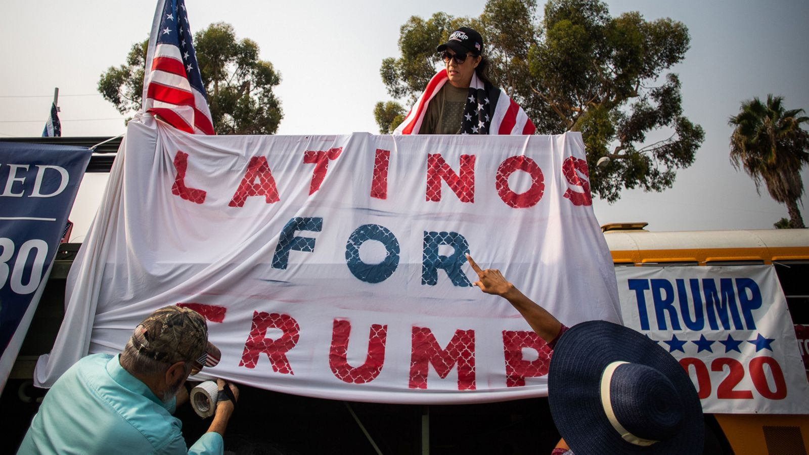 FiveThirtyEight Politics Podcast: Trump Narrows The Gap With Latino Voters