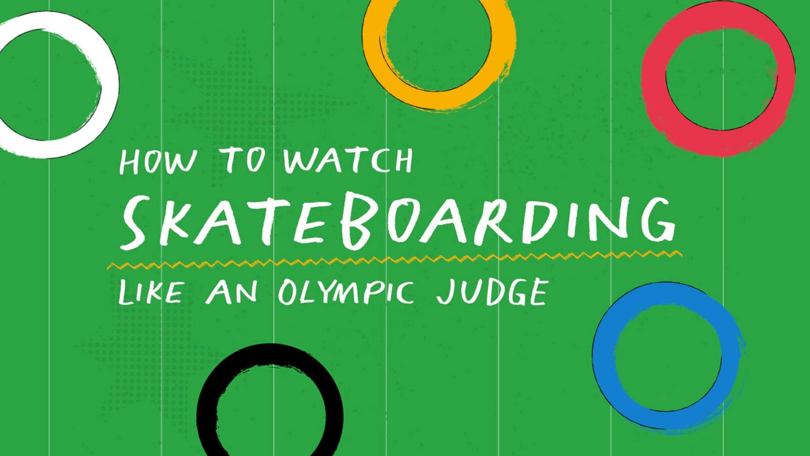How to watch skateboarding like an Olympic judge | FiveThirtyEight