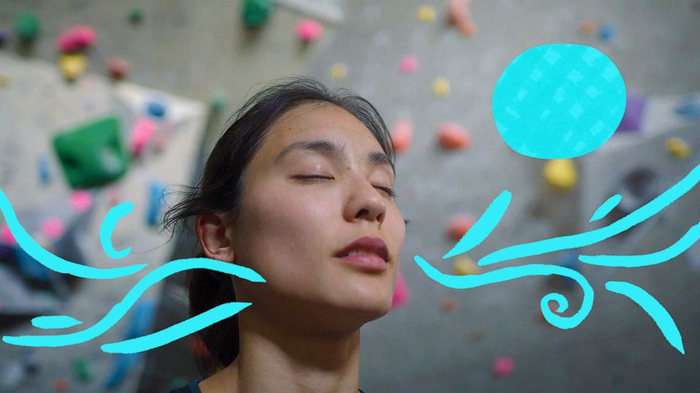 How an Olympic climber manages her anxiety to get in the zone   FiveThirtyEight