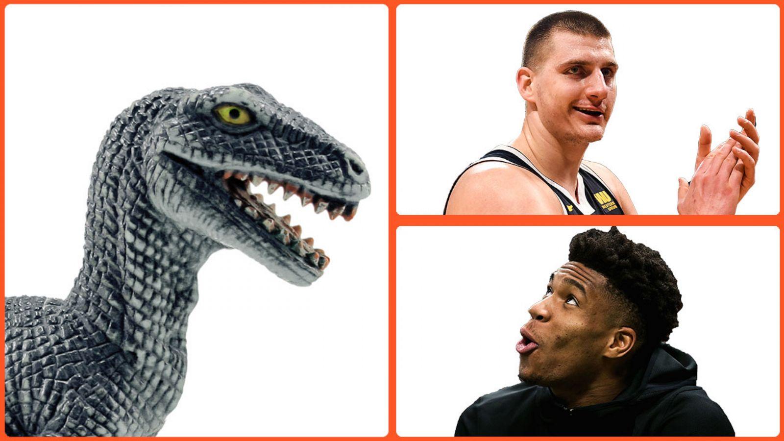 NBA Stat Battle: Antetokounmpo vs. Jokić