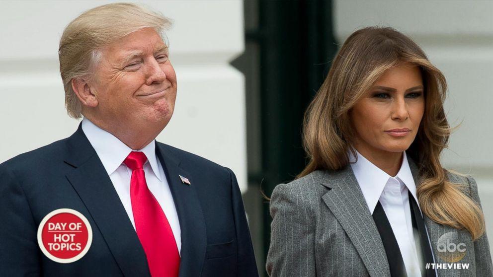 Melania Trump Alter